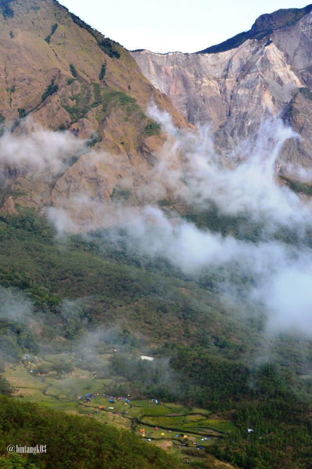 Ramma : Kampung Pendaki yang Cantik