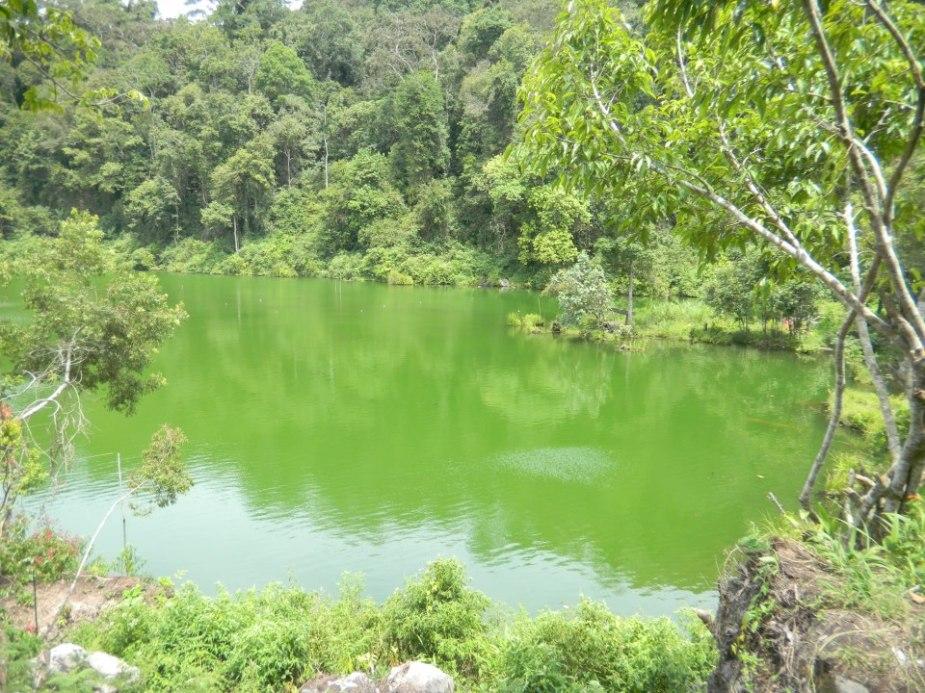 Danau Lingkat dan Hutan Larangan