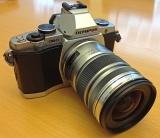 Olympus OM-D E-M5, Kamera Mirrorless Super Cepat Sekaligus SuperRibet