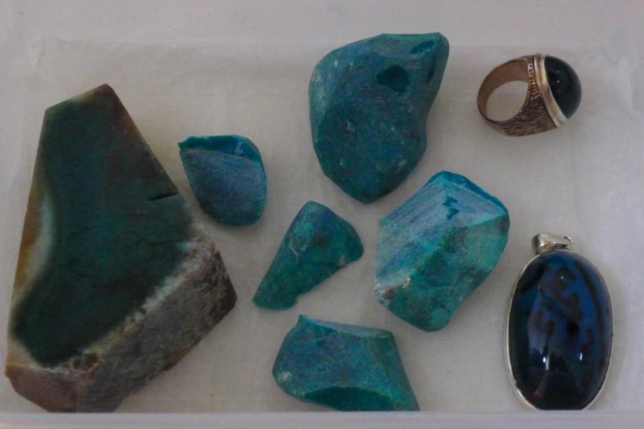 Bongkahan Batu Bacan